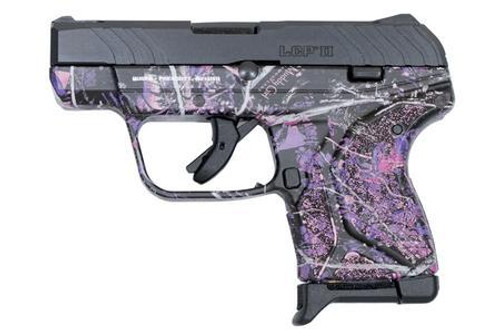 Ruger LCPII Muddy Girl 380 ACP 6RD