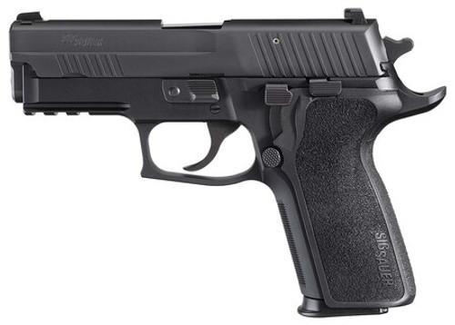 SIG P229 Enhanced Elite .40SW 3.9 Siglite Night Sights Black Nitron Slide E2 Grips 12rd