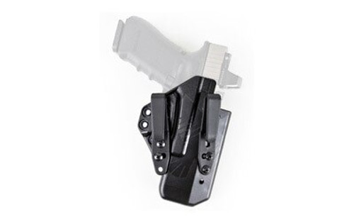 Raven Concealment Eidolon, Modular Ambidextrous IWB Holster for Glock 19/26/17, With Tuckable struts