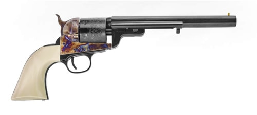 "Uberti Wild Bill 1851 Navy Conversion, .38 Special, 7.5"", Blued/Case Hardened"