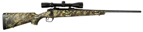 "Remington 783, Bolt Action Rifle, 6.5 Creedmoor, 22"" Barrel,Mossy Oak Break Up Country Camo Synthetic Stock, 3-9x40MM Scope, 4 Round"
