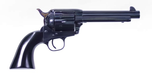 "Uberti Jesse James 1873 Single Action Cattleman New Model, .45 Colt, 5.5"""