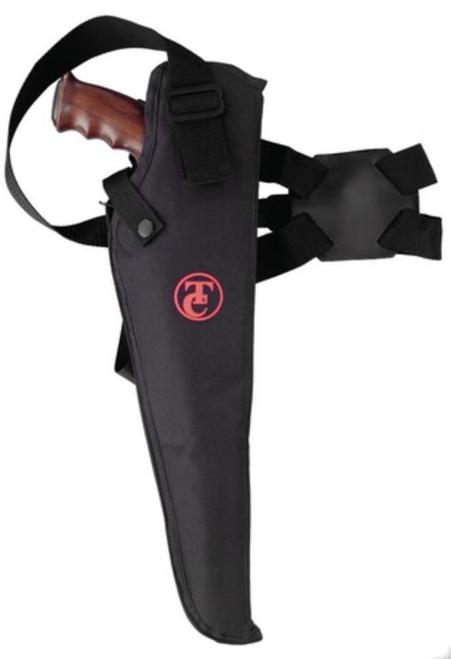 Thompson Center Cordura Nylon Holster Size 14 Large Scoped Pistols Black Right Hand
