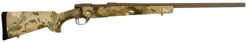 "Howa Multicam Cerakote Rifle 6.5 Creedmoor 24"" Threaded Barrel"