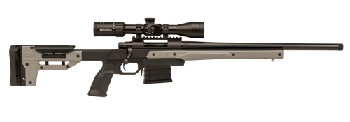 "Howa ORYX Chassis Rifle 6.5 Creedmoor 24"" Threaded Barrel, Gray Finish, Sub- MOA Guarantee, 10rd Mag"