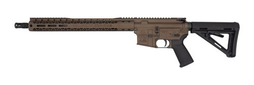 "Black Rain AR-15 Special 5.56/223 16"" Barrel XL Handguard Midnight Bronze Finish 30rd Mag"
