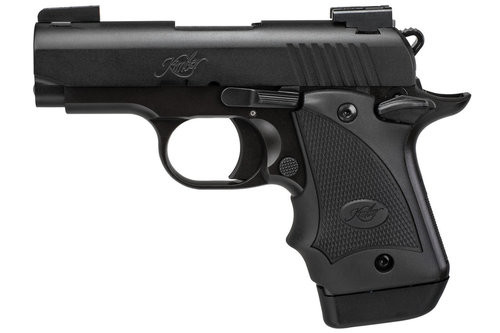 "Kimber Micro 9 Nightfall 9mm, 3.15"", Truglo TFX Day/Night Sights, Black"