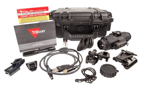 Trijicon IR Patrol M300w, 19mm, Black, Tactical Kit, Flip Mount, Bridge Mount, Download Cable