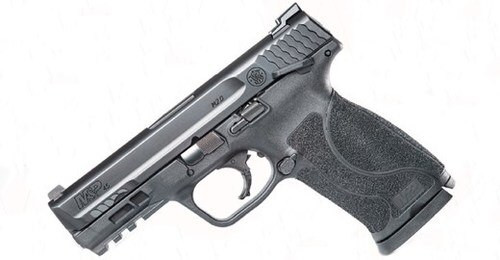 """Smith & Wesson M&P 2.0 Compact 45 ACP, 4"""" Barrel, Thumb Safety, 10rd"""
