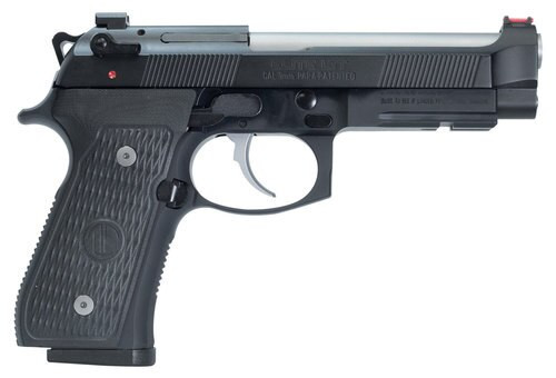 "Beretta 92 Elite LTT, 9mm, 4.7"" Barrel, G-Model, Decocker Only"