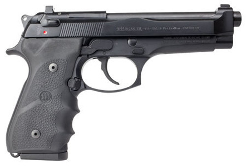 "Beretta 92FS Brigadier, 9mm, 4.9"" Barrel, 10rd, CA Compliant, Black"