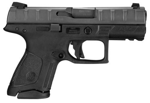 """Beretta APX SF Compact, 9mm, 3.7"""" Barrel, 10rd, Black"""