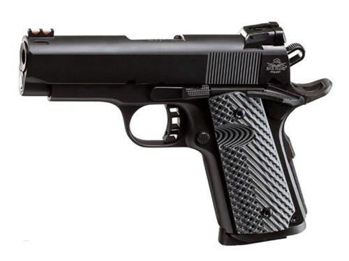"Rock Island Armory Rock Ultra CS Lightweight, 45 ACP, 3.62"", 7rd, Gray G10 Grips"