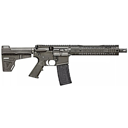 "Black Rain Spec 15 Pistol, .300 Blackout, 10.5"", Shockwave Blade Pistol Brace, 30rd"