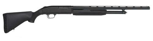 "Mossberg 500 FLEX Super Bantam, 20Ga, 22"", 3"" Chamber, 5rd, Synthetic Black Stock"