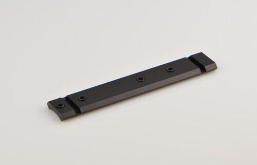 Warne Remington 742 Matte Aluminum Maxima Base