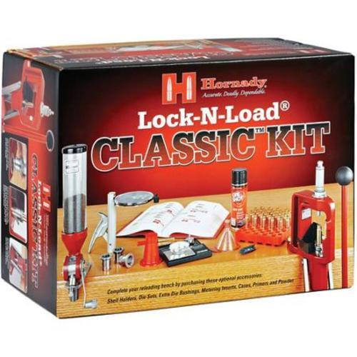 Hornady Lock N Load Centerfire Reloading Classic Kit Steel