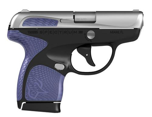 "Taurus Spectrum, .380 ACP, 2.8"" Barrel, 7rd, Purple"
