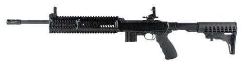 "Inland Mfg M30-C, .30 Carbine, 16.25"", 10rd, M4 Buttstock, Black"
