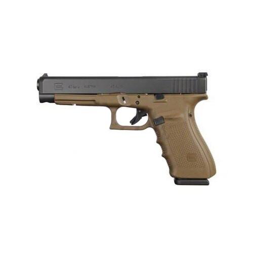 """Glock G41 Gen4 MOS, 45 ACP, 5.31"""", 13rd, Flat Dark Earth"""