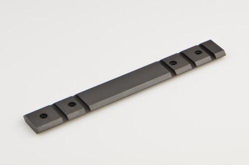 Warne Maxima Steel Tikka 1 Piece Base, Matte