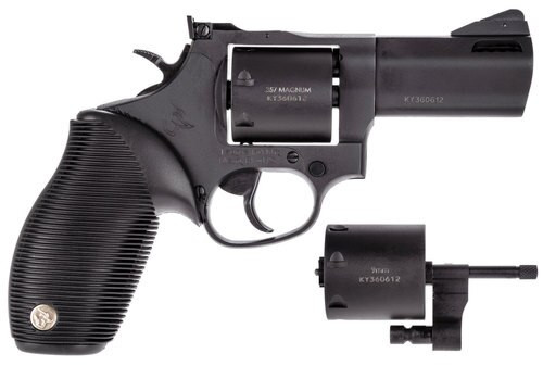 "Taurus 692 Standard, .38 Special / .357 Mag / 9mm, 3"" Barrel, 7rd, Black"