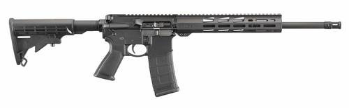 """Ruger AR-556 AR-15 W/Free Float Handguard 223/5.56, 16"""" Barrel, 11"""" M-Lok Rail, 30rd Mag"""