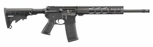 "Ruger AR-556 Free Float Handguard 223/5.56mm, 16"" Barrel, 11"" M-Lok Rail, 30rd"