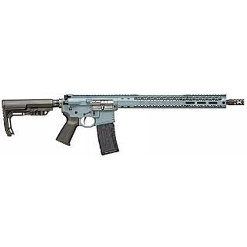 "Black Rain Scout Rifle, .223/5.56, 16"", Cold War Grey"