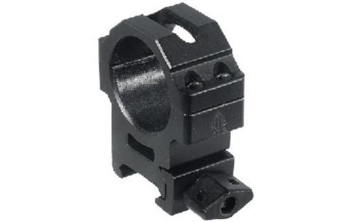 Leapers, Inc. - UTG Pro Max Strength, Rings, Fits Picatinny, 30MM Medium, 2 piece, Black