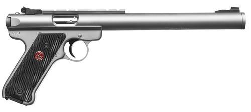 AWC Ruger KMKIII 512 22LR With AWC Amphibian Suppressor Matte Finish .22LR (7) 22 Long Rifle