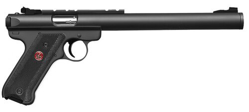 AWC Ruger KMKIII 512 22LR With AWC Amphibian Suppressor Cerakote Black .22LR (7) 22 Long Rifle