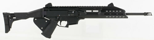 "CZ Scorpion EVO 3 S1, 9mm, 16.2"" Barrel, 10rd, CA Compliant, Black"