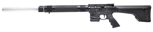 "Stag Arms Stag 15 Varminter, .223/5.56, 24"" Barrel, 10rd, Magpul MOE Stock, Left-Handed, Black"