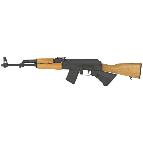 "Century Arms GP/WASR10 CA Legal 762X39, 17"" Barrel, Blue Finish, Wood Stock, Adjustable Sights, 10Rd Mag"