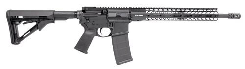 """Stag Arms Stag 15 Tactical, .223/5.56, 16"""" Barrel, 30rd, Magpul CTR Stock, Black"""