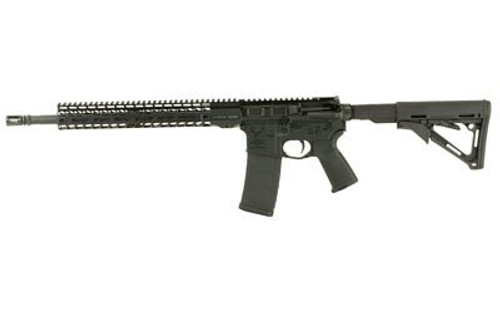 "Stag Arms Stag 15 Tactical, .223/5.56, 16"" Barrel, 30rd, Magpul CTR Stock Left-Handed, Black"