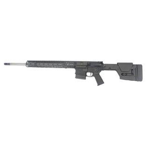"Stag Arms Stag 10, 6.5 Creedmoor, 24"" Barrel, 10rd, Magpul PRS Stock, Left-Handed, Black"