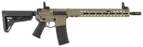 "Barrett REC7 Direct Impingement AR, 223 Remington, 5.56mm, 16"", Flat Dark Earth, Magpul MOE, Carbine, 30Rd, M-Lok"