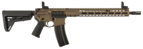 "Barrett REC7 DI Carbine, .223, 5.56, 16"" Barrel, 30rd, Burnt Bronze"
