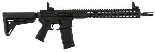 """Barrett REC7 DI Carbine, .300 Blackout, 16"""" Barrel, 30rd, Magpul MOE Stock, Black"""