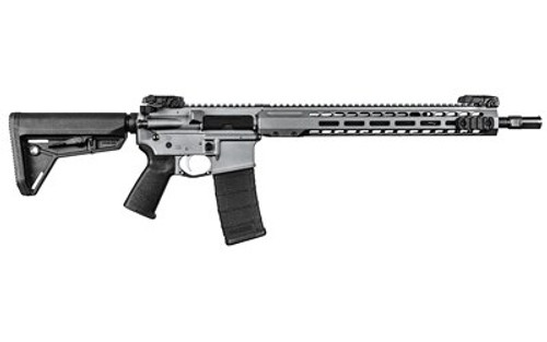 """Barrett REC7 DI Carbine, .300 Blackout, 16"""" Barrel, 30rd, Magpul MOE Stock, Tungsten Gray"""