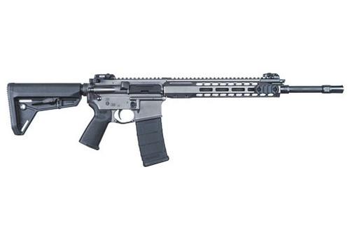 "Barrett, REC7 Gas Piston, Semi-automatic, 223 Rem/556NATO, 16"" Carbine Barrel, Gray Cerakote Finish, Magpul MOE Stock, 30Rd, M-Lok Handguard"