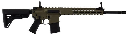 "Barrett REC7 Carbine, .223/5.56, 16"" Barrel, 30rd, Magpul MOE Stock, Flat Dark Earth"
