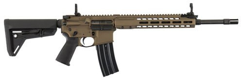 "Barrett REC7 Carbine, .223/5.56, 16"" Barrel, 30rd, Magpul MOE Stock, Burnt Bronze"
