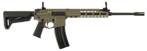 "Barrett REC7 Flyweight, .223/5.56, 16"" Barrel, 30rd, Magpul MOE Stock, Flat Dark Earth"