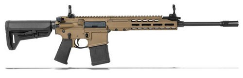 "Barrett REC7 Flyweight, .223/5.56, 16"" Barrel, 30rd, Magpul MOE Stock, Burnt Bronze"