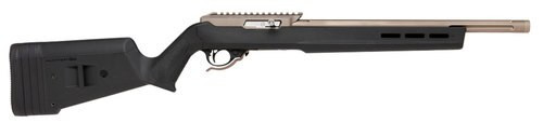 "Tactical Solutions X-Ring Takedown 22 LR 16"" Barrel Magpul Backpacker Black Stock, Quick Sand Metal Finish"