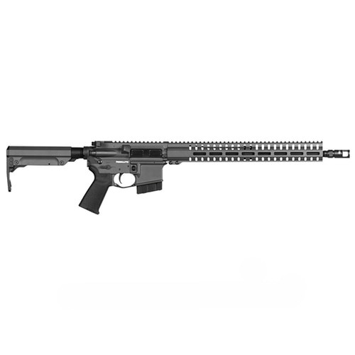 "CMMG Resolute 300 MK4, .350 Legend, 16.1"" Barrel, M-LOK, Gray, 10rd"