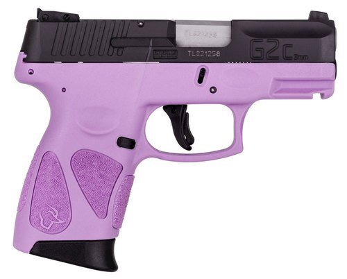 "Taurus G2C, 9mm, 3.25"" Barrel, 12 rd, Light Purple"
